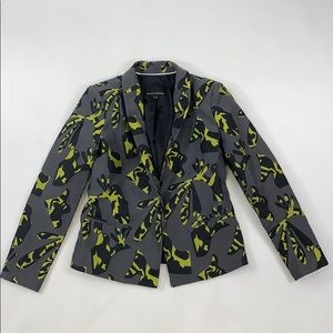 Banana Republic Gray Blazer